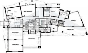 modern contemporary houses floor planscontemporary home plans