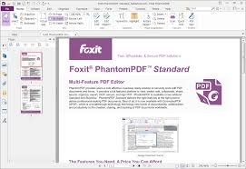 foxit phantompdf standard free download and software reviews
