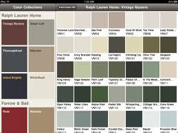 ralph lauren paint color chart fair behr paints behr colors behr