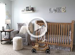Nursery Decor Pinterest Room Tour Pinterest Neutral Nursery Project Nursery