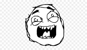 Meme And Rage Comic - youtube drawing internet meme rage comic meme png download 500