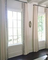 Curtain Trim Ideas Fabulous Curtains With Key Trim Inspiration With Best 25
