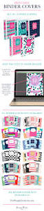 Binder Cover Sheets by Best 25 Binder Covers Ideas On Pinterest Cute Binders