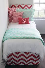 Coral And Mint Bedding Nursery Beddings Teal And Coral Chevron Bedding Medium Cork