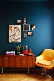 at home with patricia goijens love the combination of dark blue