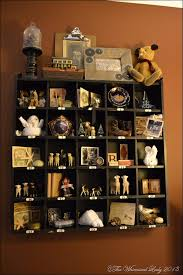 Pottery Barn Wall Shelves Pottery Barn Cubby Wall With A Dash Of Steampunk U2013 The Whimsical Lady
