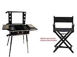portable hair and makeup stations professional rolling studio to go makeup artist