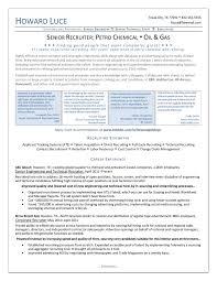 ideas of recruiter resume sample for your corporate recruiter