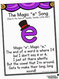 Halloween Poems For Teachers Teaching Cvce With Magic E A Teachable Teacher