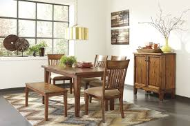 ashley d586 25 01 4 25 table and 4 side chairs
