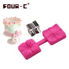 Christmas Cake Decorations To Buy aliexpress com buy hydrangea cutter u0026 mould set cupcake flower