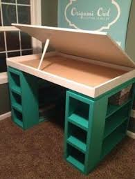 quick and easy to build organization pieces for a desk or craft