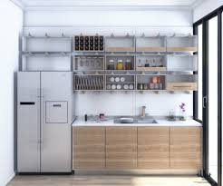 kitchen designs geometric kitchen white c shape wooden open