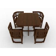 4 Seater Dining Table And Chairs Geier 4 Seater Dining Table Set Abesquare And Chairs South Africa