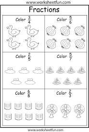 3rd Grade Fractions Worksheets 113 Best Fractions Images On Pinterest Math Fractions Teaching