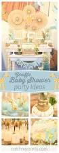 giraffe baby shower baby shower