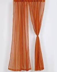 Striped Cushions Online Fabindia Com Cotton Kumar Stripe Curtain Totally U0027indian
