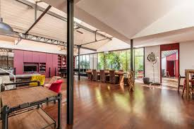 Loft Garage Exceptional Loft Expanding The Entire Floor With A Garden And