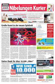 Esszimmer St Le F Schwergewichtige 28mi14 Nibelungen Kurier By Nibelungen Kurier Issuu