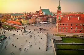 warsaw travel lonely planet