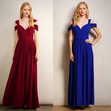 royal blue bridesmaid dresses affordable chiffon cold shoulder bridesmaid dress burgundy royal
