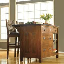 traditional kitchen oak island mission 89 1716 stickley