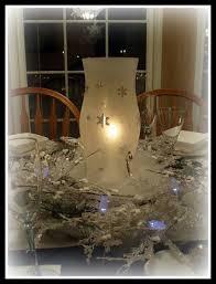Christmas Hurricane Centerpiece - 33 best winter vignettes u0026 tablescapes images on pinterest