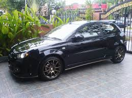 nissan sentra n16 modified malaysia proton satria neo 1 6 m line 2010 meets the 90s