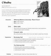 Creative Bartender Resume Template Resume Waitress Resume Examples