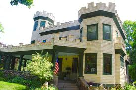 Building A Home In Michigan by The Castle House U2013 Manchester Landmark Up For Sale The