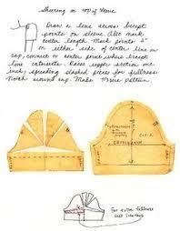 pattern making tissue paper artsybuildinglady shoulder adjustment on a pattern capes