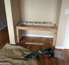 diy reading nook with planked walls