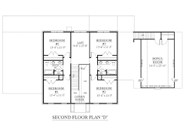 mid century modern guest house plans