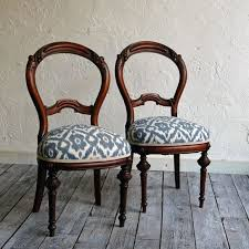 Unique Dining Room Chairs by Best 25 Fabric Dining Room Chairs Ideas On Pinterest