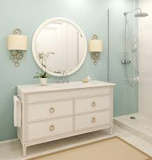 Mirror In The Bathroom by