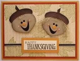 34 sweet and simple diy thanksgiving cards design onechitecture