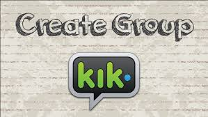 kik app free for android how to create chat on kik social messenger