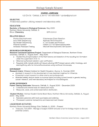 View Sample Resumes by Biotechnology Resume Sample Three Professional Resume