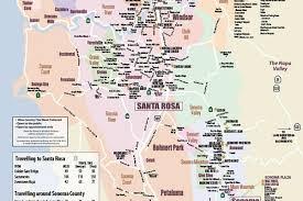 california map napa wine country this week magazine wineries wine tasting wine