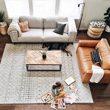 livingroom rugs five stereotypes about rugs for living room that aren t