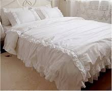 White Ruffle Duvet Compare Prices On White Ruffle Duvet Online Shopping Buy Low