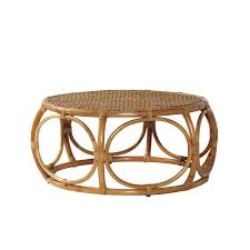 rattan side table outdoor elsa coffee table serena lily for the home pinterest elsa