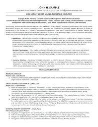 marketing executive resume marketing director resume executive managing director resume