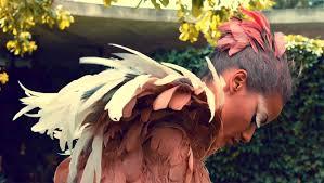Phoenix Halloween Costume Selita Ebanks Runaway Costume Video Fodder