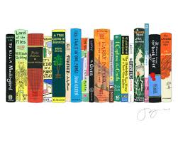 Bookshelf Website 651 Coming Of Age Book Spine And Books