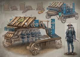 siege machines siege equipment by ortsmor on deviantart