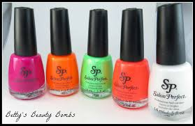 salon perfect neon pop collection lazy betty