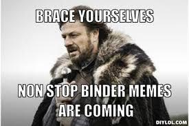 Binder Meme - nonstop memes image memes at relatably com