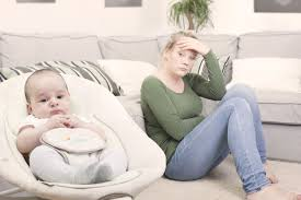 postpartum depression and marital coflict