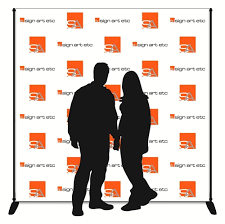 Custom Backdrops Step And Repeat Banner Perfect Custom Backdrop For Events